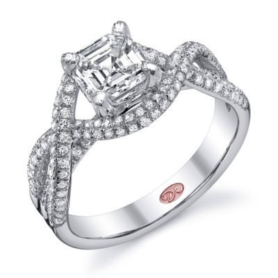 Gorgeous Demarco Diamond Engagement Ring