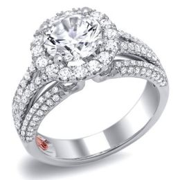 Brilliant Demarco Diamond Engagement Ring