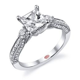 Flawless Demarco Diamond Engagement Ring