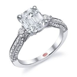 Impeccable Demarco Diamond Engagement Ring