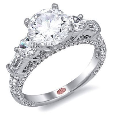 Breathtaking Demarco Engagement Ring