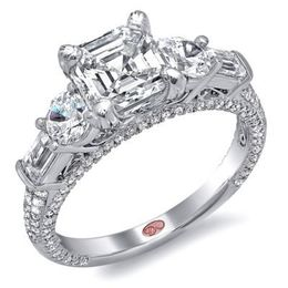 Beautiful Demarco Engagement Ring
