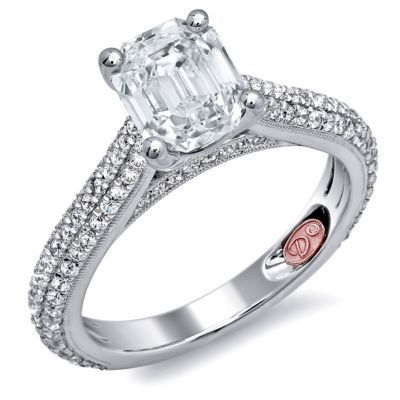Charming Demarco Engagement Ring