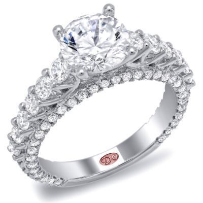 Exquisite Demarco Engagement Ring