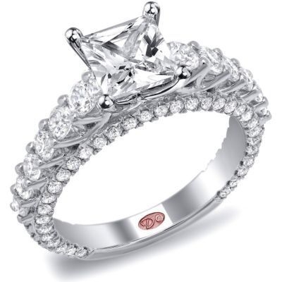 Captivating Demarco Engagement Ring