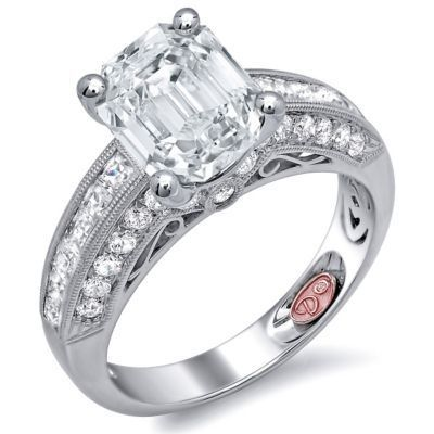 Stunning Engagement Ring By Demarco