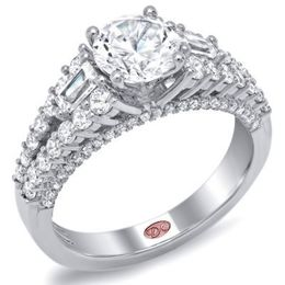 Brilliant Demarco Engagement Ring