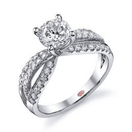 Dazzling Engagement Ring By Demarco