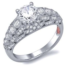 Breathtaking Demarco Diamond Engagement Ring