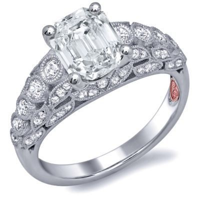 Flawless Demarco Engagement Ring