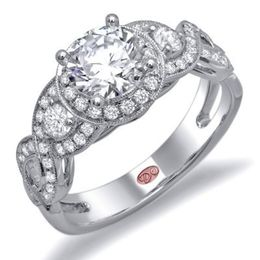 Alluring Demarco Diamond Engagement Ring