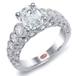 Sophisticated Demarco Engagement Ring
