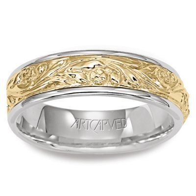 ArtCarved Wedding Band 11-WV4008