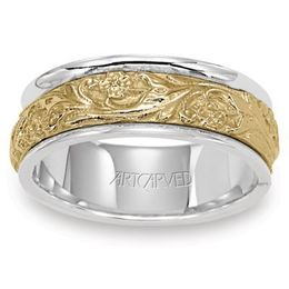 ArtCarved Wedding Band 11-WV4309