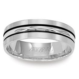 ArtCarved Wedding Band 11-WV4503W