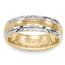 ArtCarved Wedding Band 11-WV5013