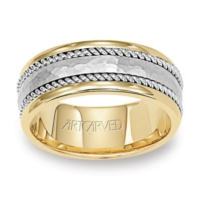 ArtCarved Wedding Band 11-WV5018