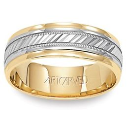 ArtCarved Wedding Band 11-WV5044