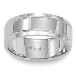ArtCarved Wedding Band 11-WV5107