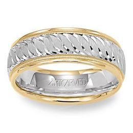ArtCarved Wedding Band 11-WV5568