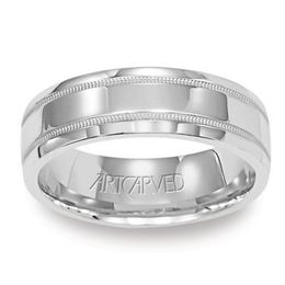 ArtCarved Wedding Band 11-WV5612W
