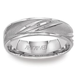 ArtCarved Wedding Band 11-WV7191W