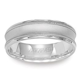 ArtCarved Wedding Band 11-WV7269PD