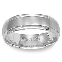 ArtCarved Wedding Band 11-WV7271PD
