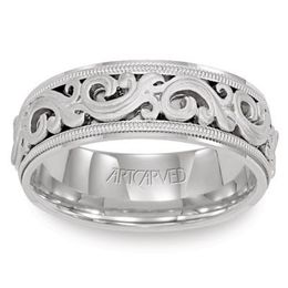 ArtCarved Wedding Band 11-WV7300W