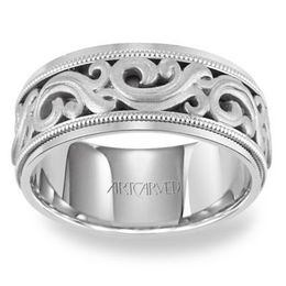 ArtCarved Wedding Band 11-WV7321PD