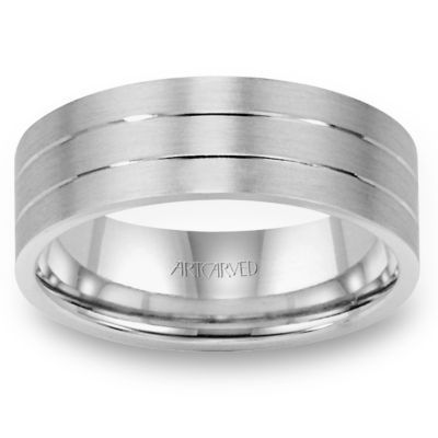 ArtCarved Wedding Band 11-WV7357W