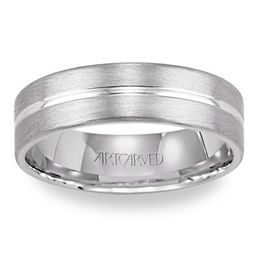 ArtCarved Wedding Band 11-WV7359PD