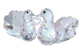 Swarovski Love Turtledoves
