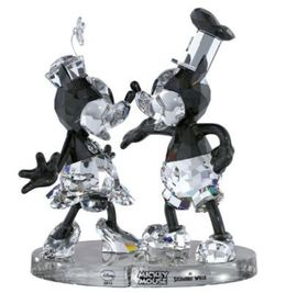 Swarovski Steamboat Willie 2013