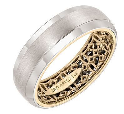 ArtCarved Wedding Band 11-WV14A7