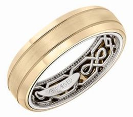 ArtCarved Wedding Band 11-WV23U6