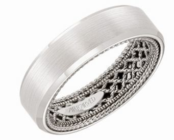 ArtCarved Wedding Band 11-WV25W6
