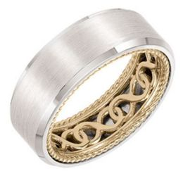 ArtCarved Wedding Band 11-WV01A8