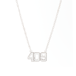 Sterling Silver 409 Necklace image 2