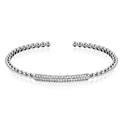 Simon G Caviar Bangle LB2088 image 2