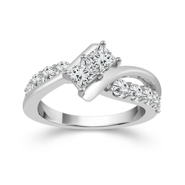 Two Diamond Ring