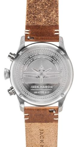Jack Mason Aviator Chronograph Watch JM-A102-017 image 2