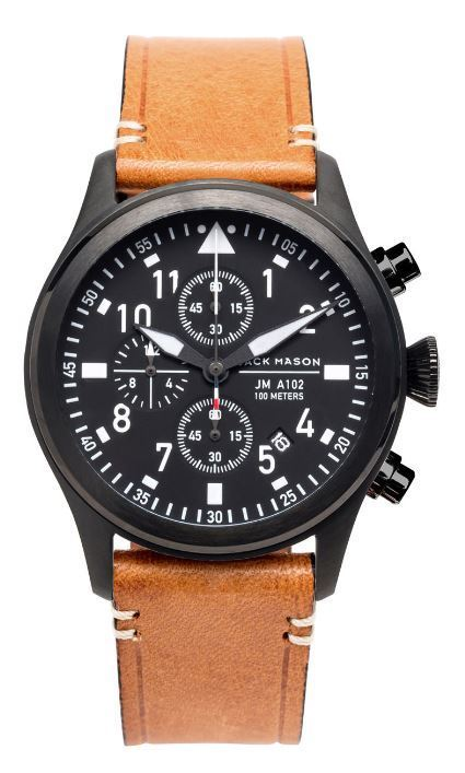 Jack Mason Aviator Chronograph Watch JM-A102-019 image 2