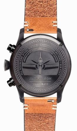 Jack Mason Aviator Chronograph Watch JM-A102-019 image 3