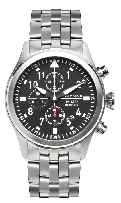 Jack Mason Aviator Chronograph Watch JM-A102-024 image 2