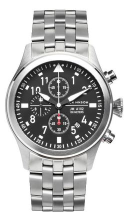 Jack Mason Aviator Chronograph Watch JM-A102-024 image 1