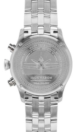 Jack Mason Aviator Chronograph Watch JM-A102-024 image 3