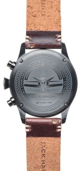 Jack Mason Aviator Chronograph Watch JM-A102-109 image 3