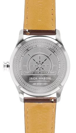 Jack Mason Nautical 3-Hand Watch JM-N101-001 image 2