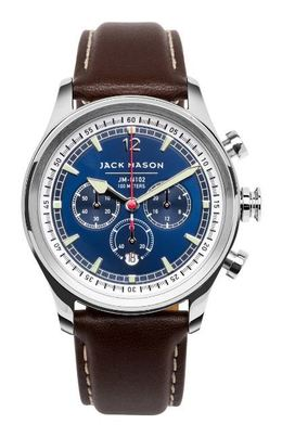 Jack Mason Nautical Chronograph Watch JM-N102-015 image 2